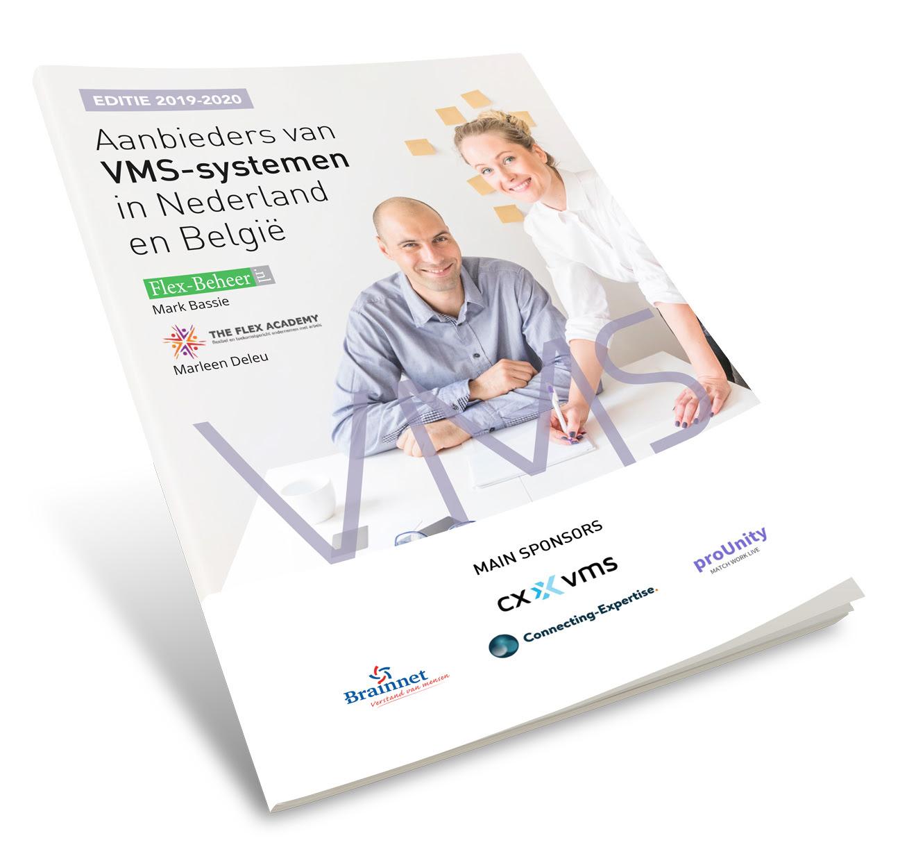 VMS Systemen in Nederland en België